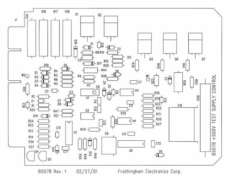 frothingham electronics corporation vbo test